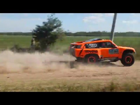 2016 Dakar Robby Gordon SPEED Shot