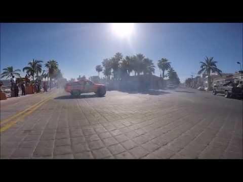robby gordon salida de la norra mexican 1000 2015 stage #3 la paz