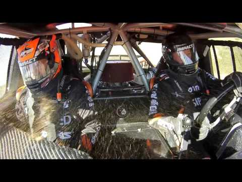 2016 Parker 425 - Robby Gordon Full Qualifying Lap