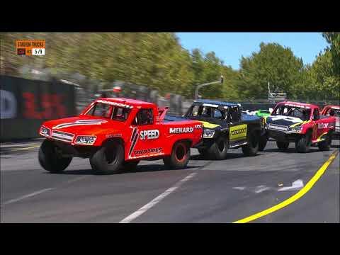 2018 Adelaide Race #2 - Stadium SUPER Trucks