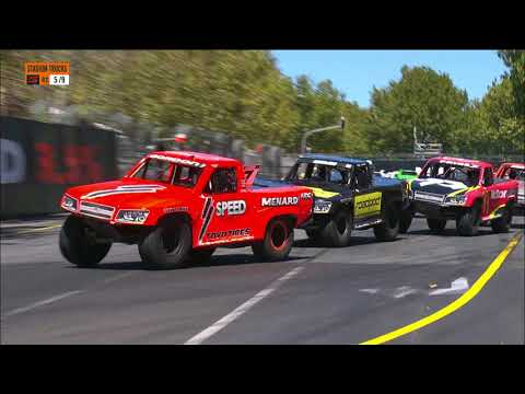 2018 Adelaide Race #2 - Stadium SUPER Trucks