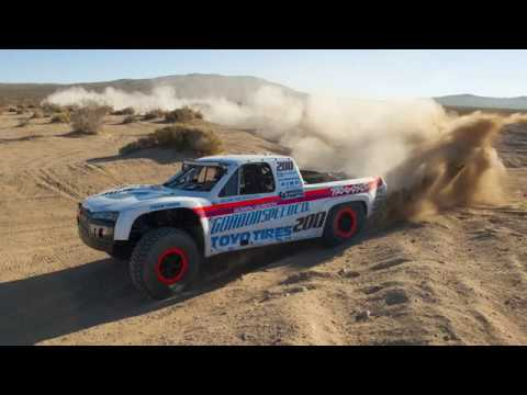 Damen Jefferies Testing Robby Gordans Trophy Truck - Baja 1000 '16