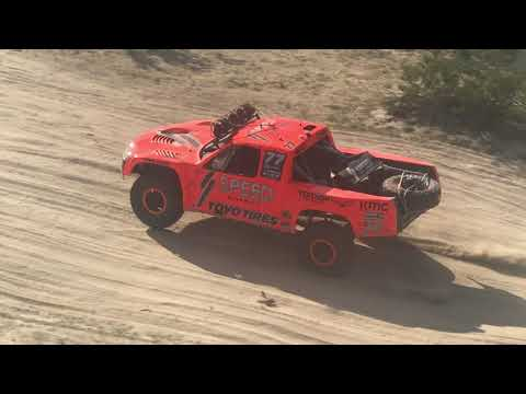 2018 Baja 1000 - Robby Gordon - Helicopter Footage