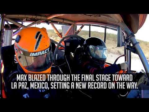 2017 Baja 1000 Max Gordon