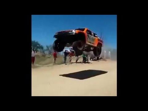 Part 1: 2016 Dakar Rally Robby Gordon and Sheldon Creed