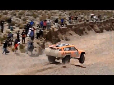 Part 2: 2016 Dakar Rally Robby Gordon and Sheldon Creed