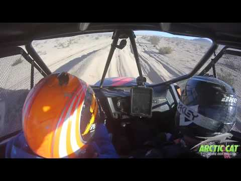 2016 King Of The Hammers UTV Race - Robby Gordon Pass