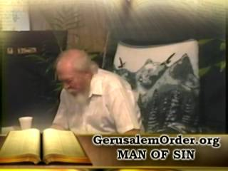Man of Sin revealed part 4 of 6