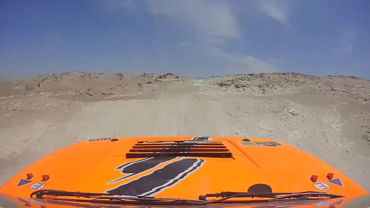 2015 Dakar Rally Stage 6 #TeamSPEED