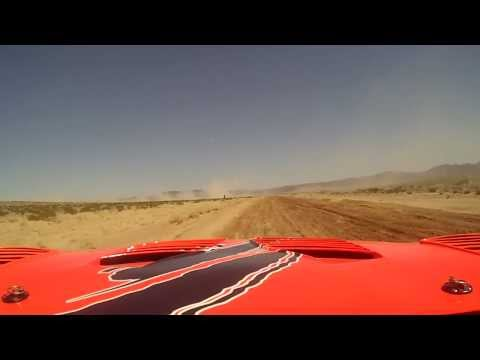 2014 Mint 400 Robby Gordon In-Car Camera