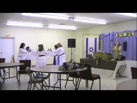 Psalm 30 sung by DeVora Clark at Hanukkah 2014