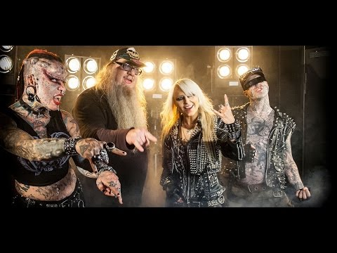 DORO - Wildstyle´s Tattooed Angels (Official Video)