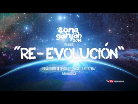 Re-evolucion (Version DEMO) - Zona Ganjah (Primer anticipo disco ''Mas alla de la Zona'')