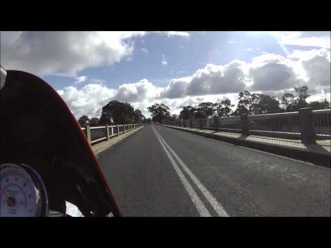 Matt&Bills ride to Heathcote