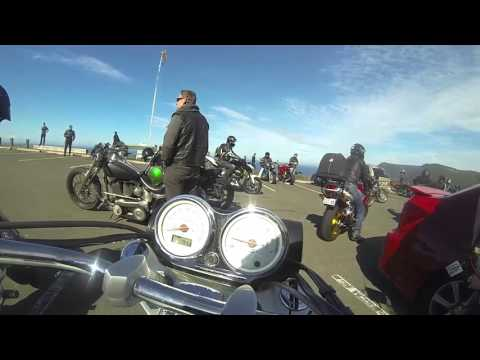 THROTTLE  ROLL BIKE RIDE FROM TEMPE 2014 onboard with a Victory Vegas