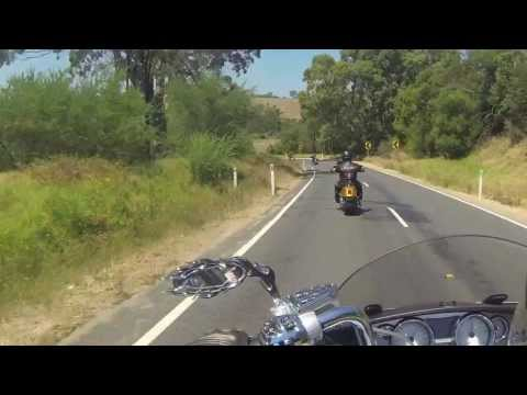 """2014 AVR """"Vision mounted"""" Video Rendition of the 1st half of the Rally"""
