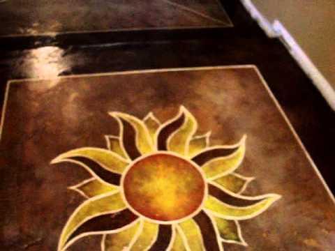 Decorative Floor #39.wmv