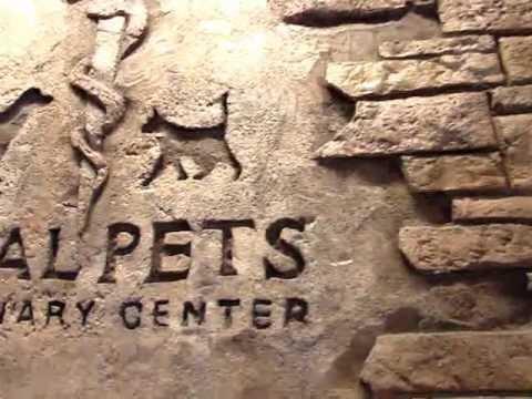 Concrete stone decoration #23