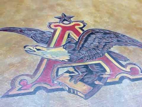 Budweiser eagle
