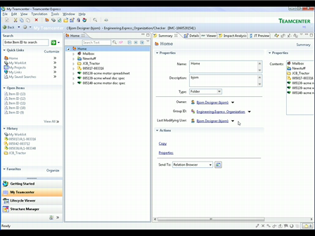 Manage your engineering data and processes