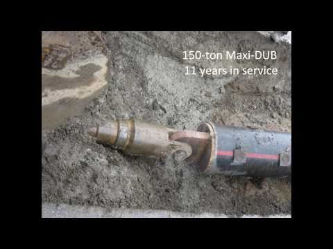 Directional Drilling with a 150-ton DCD Maxi-DUB