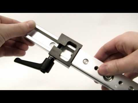 Compact Linear Guide Brake System
