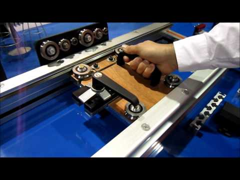 Linear Guides at IWF Atlanta 2012 from Bishop-Wisecarver