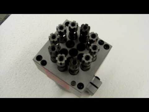 Ten Spindle Part Rotation Device - Automation / Manufacturing