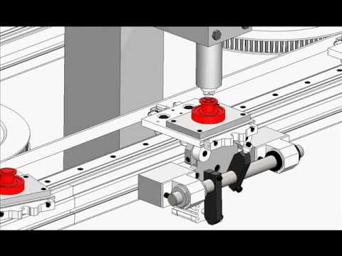 PRT2 Moment Load Carriage System Animation