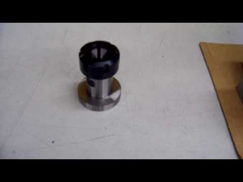 ER32 Custom Collet Chuck with J33 Mount