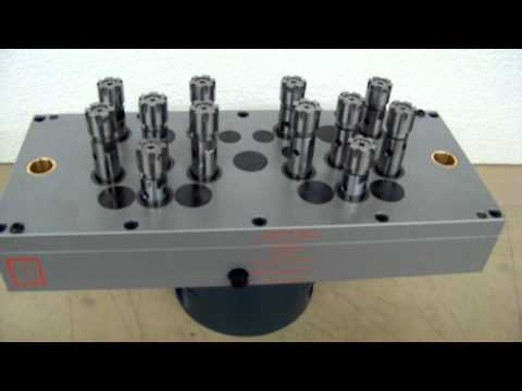 Many Spindle Multi Drill Spindle Head - Custom for Drill Machine