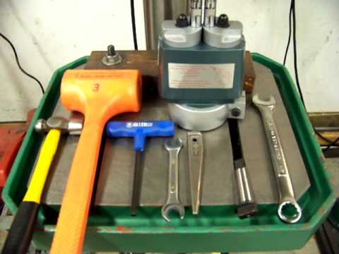 Tools You Need For Drill Press Multiple Spindle Head Conversion