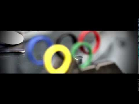 3D Printing the Olympic Rings
