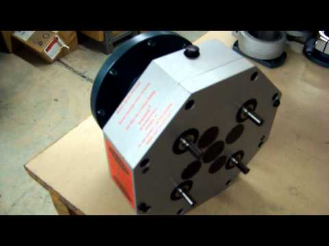 Custom Multiple Spindle Head Example
