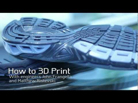 How to 3D Print | The 3D Printing Process