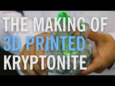 Inside Proto - The Making of the Kryptonite/Crystal