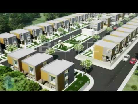 Architectural 3D Walkthrough of Kitisuru Gardens