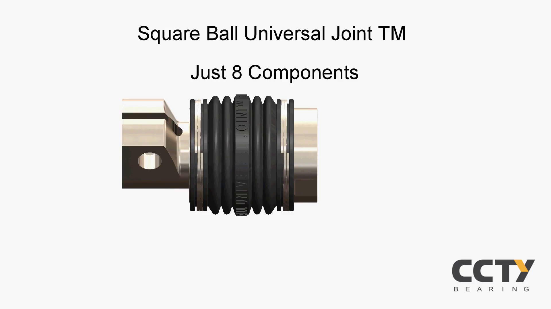 Square Ball U-Joint from CCTY Bearing