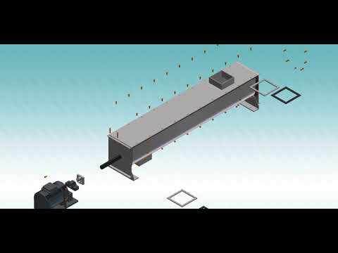 Mechanical 3D modeling by WinBizSolutions