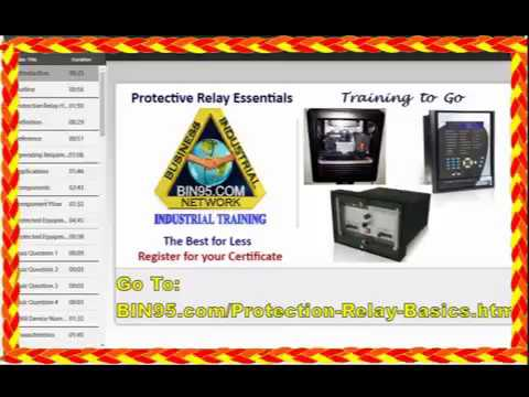 Protection Relay Basics