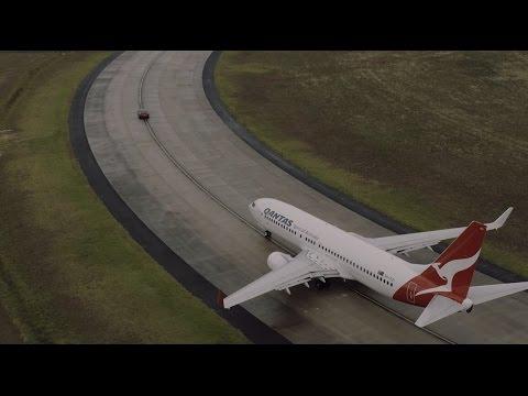 Pulso de aceleración: coche vs avión