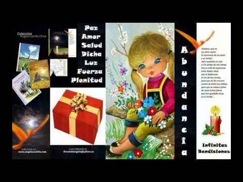 ¡¡¡Feliz Navidad, Feliz Nacimiento de la Luz!!!/ www.angelacastillo.com