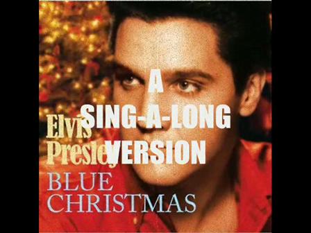 BLUE CHRISTMAS?