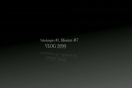 Vildeolympics 01.07: Vlog 2099