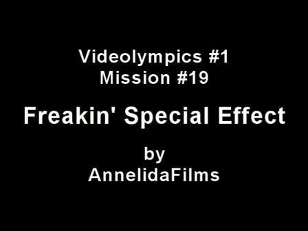 Videolympics 10.19: Freakin' Special Effect