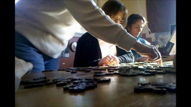 Sisterhood of the Jigsaw