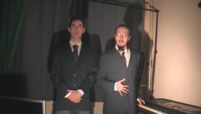 The Berlin Barbershop Half Quartett