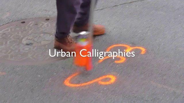 Urban Calligraphies