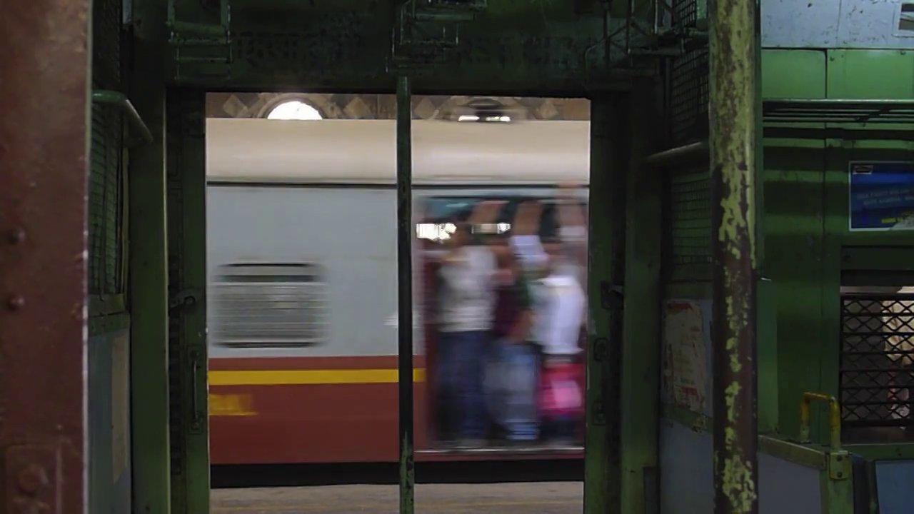 Trains in Mumbai