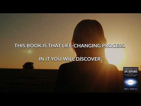 Embracing Your Life Sentence Book Trailer by Author Lonnell Johnson